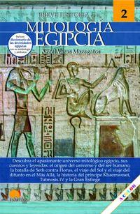 Breve Historia De La Mitologia Egipcia - Azael Varas Mazagatos