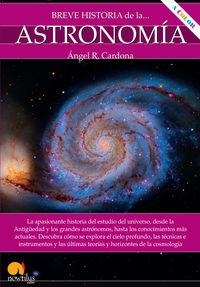 Breve Historia De La Astronomia - Angel R. Cardona