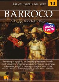 BREVE HISTORIA DEL BARROCO (ED. COLOR)
