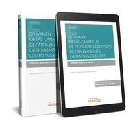 GRAVAMEN DE LAS GANANCIAS DE PATRIMONIO DERIVADAS DE TRANSMISIONES LUCRATIVAS EN EL IRPF (DUO)