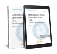 (2 Ed) Recaudacion Ejecutiva En La Administracion Local, La (duo) - Esteban Gonzalez Milan
