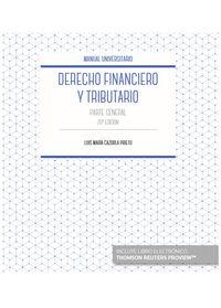 (20 ED) DERECHO FINANCIERO Y TRIBUTARIO (DUO)