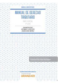 (17 ED) MANUAL DE DERECHO TRIBUTARIO PARTE ESPECIAL (DUO)