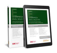 EMPRESA EN EL SIGLO XXI, LA - UN ESTUDIO MULTIDISCIPLINAR DE CARACTER JURIDICO EMPRESARIAL (DUO)