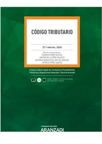 (27 ED) CODIGO TRIBUTARIO (DUO)
