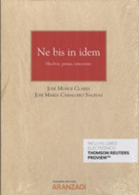 Ne Bis In Idem (duo) - Jose Maria Caballero Salinas / Jose Muñoz Clares