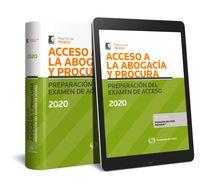 Acceso A La Abogacia Y Procura - Preparacion Del Examen De Acceso 2020 (duo) - Alberto Palomar Olmeda