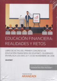 Realidades Y Retos - Congreso De Educacion Financiera Edufinet (duo) - Jose M. Dominguez Martinez