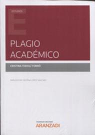 Plagio Academico - Cristina Todoli Torro / Manuel Miguel Jordan Vidal