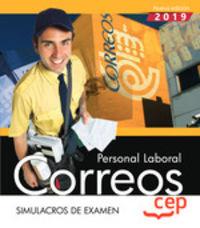 SIMULACROS EXAMEN - PERSONAL LABORAL - CORREOS