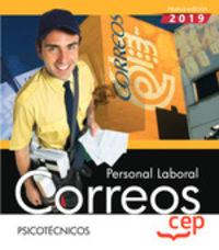 PSICOTECNICOS - PERSONAL LABORAL - CORREOS