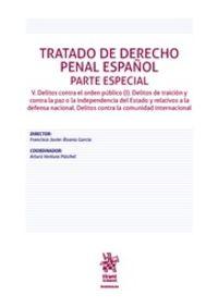 TRATADO DE DERECHO PENAL ESPAÑOL - PARTE ESPECIAL