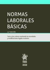 (14 ED) NORMAS LABORALES BASICAS