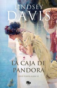 Caja De Pandora, La (un Caso De Flavia Albia, Investigadora Romana 6) - Lindsey Davis