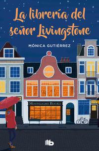 la libreria del señor livingstone - Monica Gutierrez