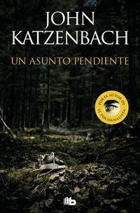 un asunto pendiente - John Katzenbach
