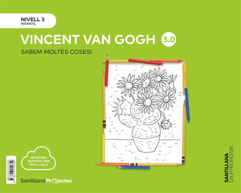 5 ANYS - NIVELL III - VAN GOGH (CAT) - CUANTO SABEMOS 3.0