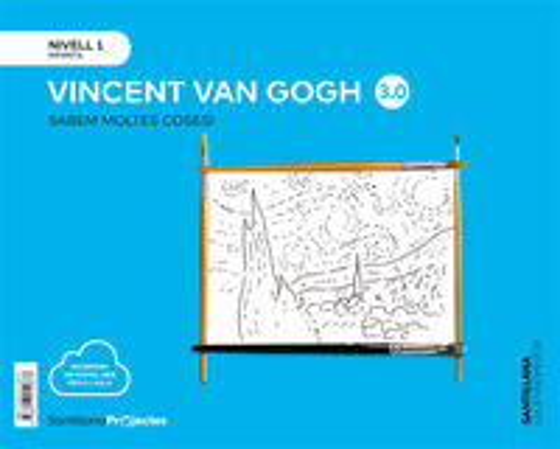 3 ANYS - NIVELL I - VAN GOGH (CAT) - CUANTO SABEMOS 3.0
