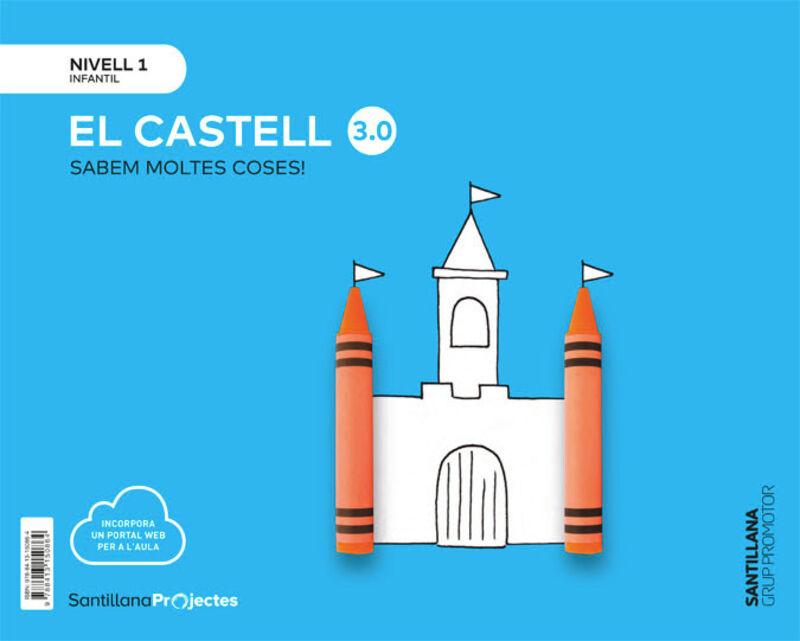 3 ANYS - NIVELL I - CASTILLO (CAT) - CUANTO SABEMOS 3.0