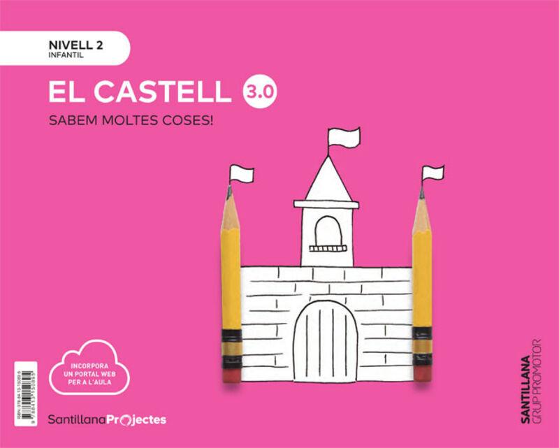 4 ANYS - NIVELL II - CASTILLO (CAT) - CUANTO SABEMOS 3.0