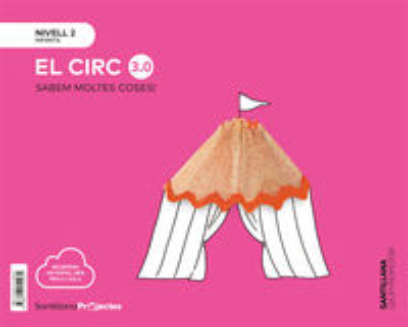 4 ANYS - NIVELL II - EL CIRCO (CAT) - CUANTO SABEMOS 3.0