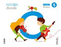 EP 5 - MUSICA QUAD (CAT) - ACORDS