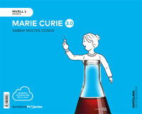 3 Anys - Nivell I - Marie Curie (cat) - Sabem Moltes 3.0 - Aa. Vv.
