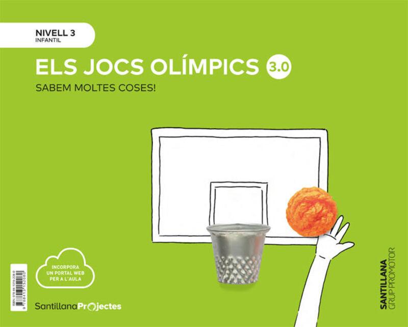 5 ANYS - NIVELL III - JOCS OLIMPICS (CAT) - SABEM MOLTES 3.0