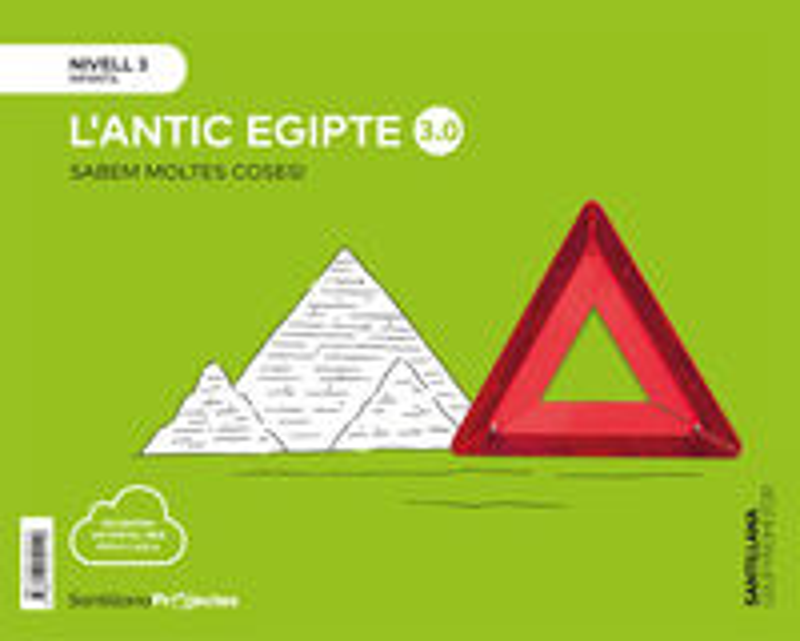 5 ANYS - NIVELL III - L'ANTIC EGIPTE (CAT) - SABEM MOLTES 3.0