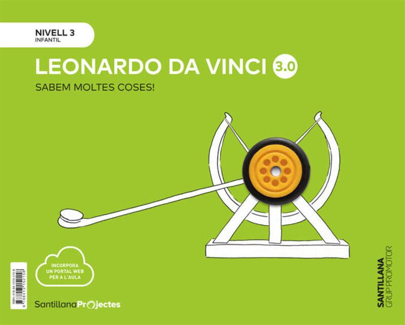 5 ANYS - NIVELL III - LEONARDO VINCI (CAT) - SABEM MOLTES 3.0