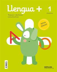 EP 1 - LLENGUA (CAT) - LLENGUA+ - PRACTICA