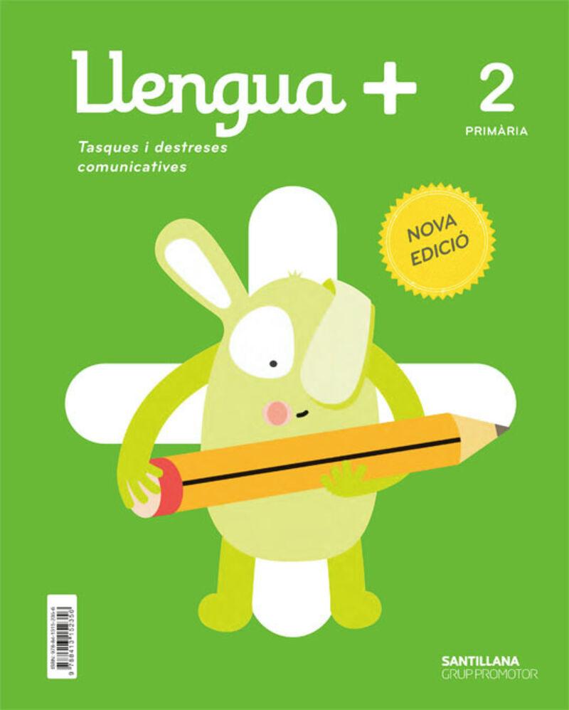 EP 2 - LLENGUA (CAT) - LLENGUA+ - PRACTICA