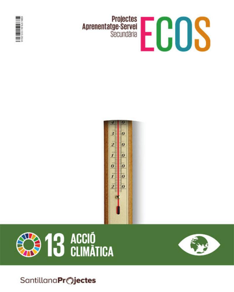 ESO 1 - QUAD ACCION POR EL CLIMA (CAT) - ECOS