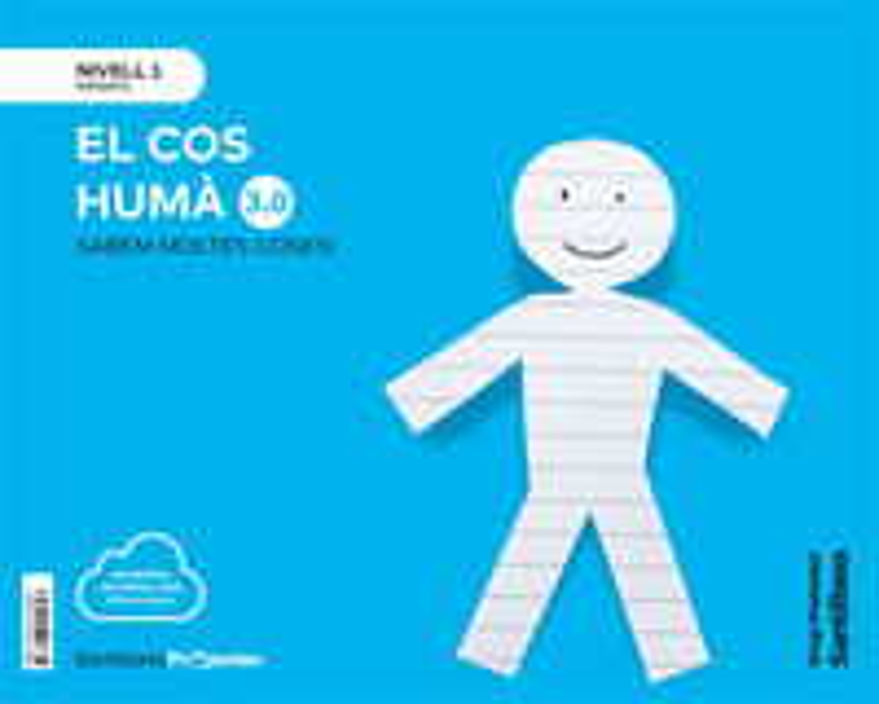 3 ANYS - NIVELL I - EL COS HUMA (CAT) - SABEM MOTES 3.0