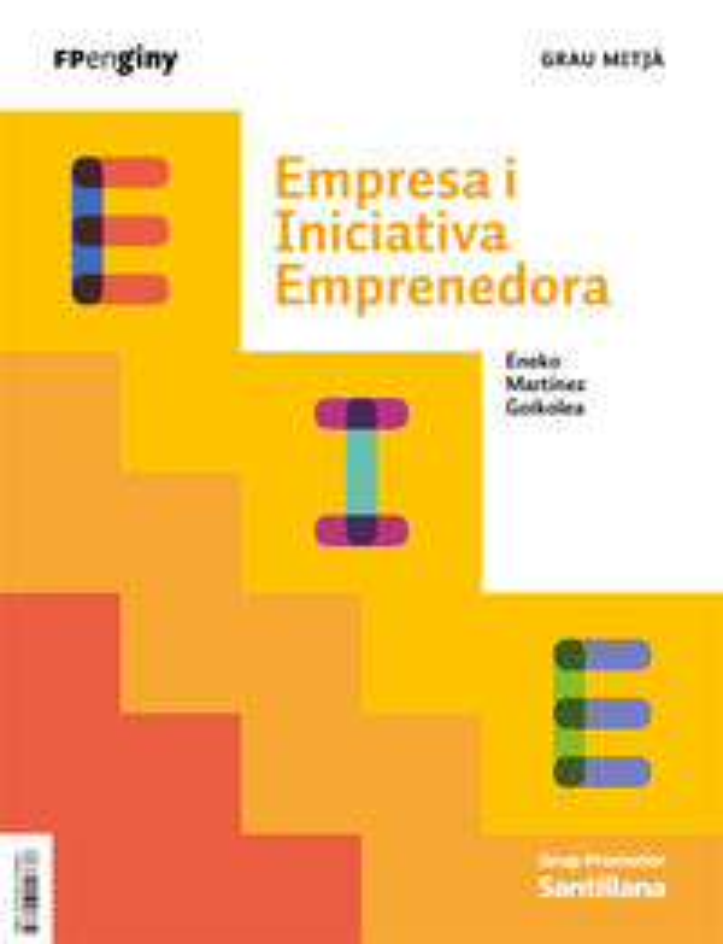 GM - EIE - EMPRESA I INICIATIVA EMPRENEDORA (CAT) - INGENIO