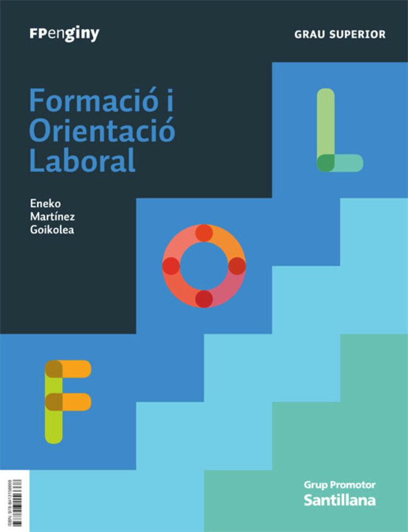 GS - FOL - FORMACIO I ORIENTACIO LABORAL (CAT) - INGENIO