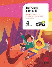 EP 4 - SOCIALES (EXT) - MAS SAVIA