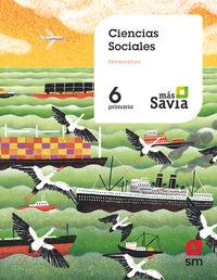 EP 6 - SOCIALES (EXT) - MAS SAVIA