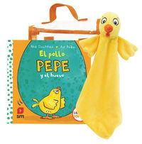 Pollo Pepe Y El Huevo Con Doudou, El (+muñeco) - Nick Denchfield / Ant Parker (il. )