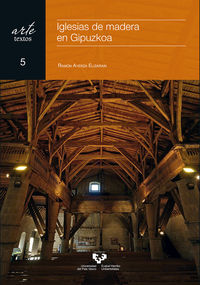 iglesias de madera en gipuzkoa - Ramon Ayerza Elizarain