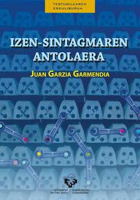 IZEN-SINTAGMAREN ANTOLAERA