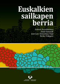 Euskalkien Sailkapen Berria - Gotzon Aurrekoetxea Olabarri / Iñaki Gaminde Terraza / [ET AL. ]