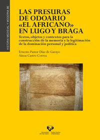 """Presuras De Odoario, Las - """"el Africano"""" En Lugo Y Braga - Ernesto Pastor Diaz De Garayo / Ainoa Castro Correa"""