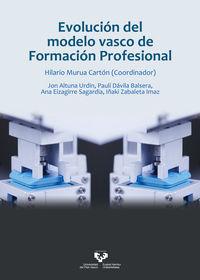 EVOLUCION DEL MODELO VASCO DE FORMACION PROFESIONAL