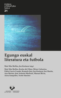 EGUNGO EUSKAL LITERATURA ETA FUTBOLA