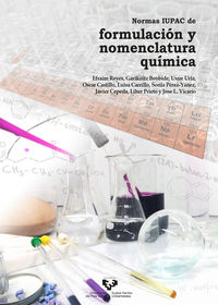 FORMULACION Y NOMENCLATURA QUIMICA - NORMAS IUPAC