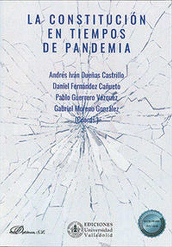 LA CONSTITUCION EN TIEMPOS DE PANDEMIA