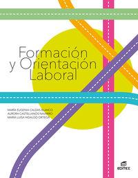GM / GS - FORMACION Y ORIENTACION LABORAL