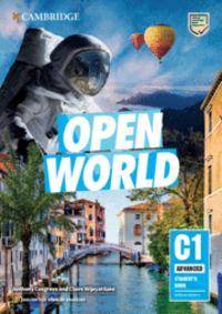 OPEN WORLD ADVANCED W / O KEY ENGLISH FOR SPANISH SPEAKERS