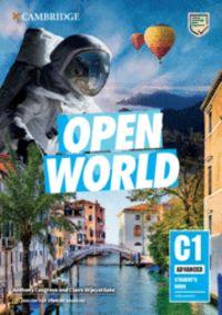 OPEN WORLD ADVANCED W / KEY ENGLISH FOR SPANISH SPEAKERS